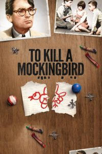 """Poster for the movie """"To Kill a Mockingbird"""""""