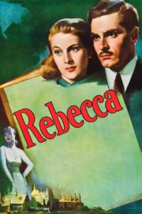 "Poster for the movie ""Rebecca"""