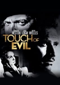 """Poster for the movie """"Touch of Evil"""""""