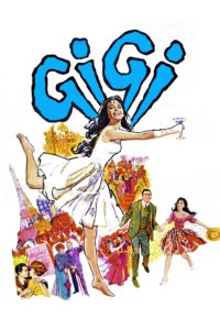 "Poster for the movie ""Gigi"""