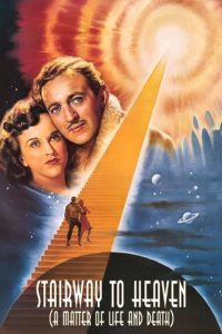 "Poster for the movie ""A Matter of Life and Death"""