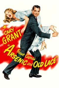 "Poster for the movie ""Arsenic and Old Lace"""