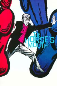 """Poster for the movie """"The Horse's Mouth"""""""
