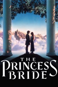 "Poster for the movie ""The Princess Bride"""