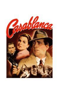 "Poster for the movie ""Casablanca"""