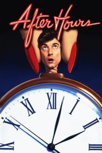 "Poster for the movie ""After Hours"""