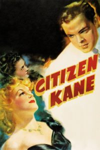 "Poster for the movie ""Citizen Kane"""