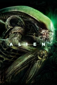 "Poster for the movie ""Alien"""
