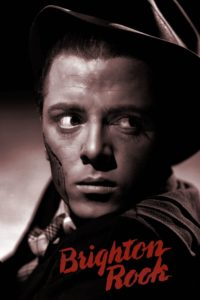 """Poster for the movie """"Brighton Rock"""""""