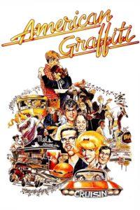 "Poster for the movie ""American Graffiti"""