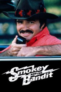 "Poster for the movie ""Smokey and the Bandit"""