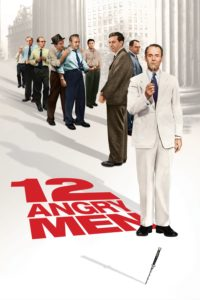 "Poster for the movie ""12 Angry Men"""