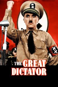 "Poster for the movie ""The Great Dictator"""
